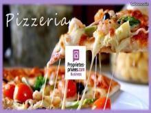 Fonds de commerce Pizzeria,restauration rapide snack