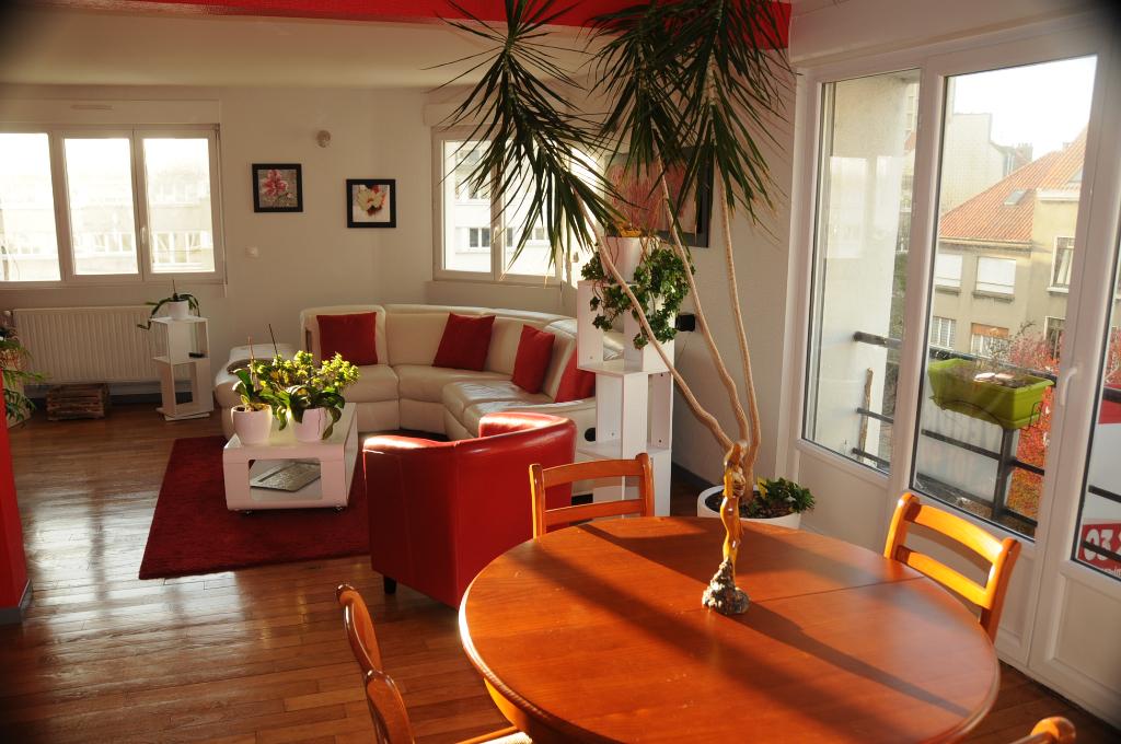 Appartement Boulogne Sur Mer centre 3 pièce(s) 85 m2