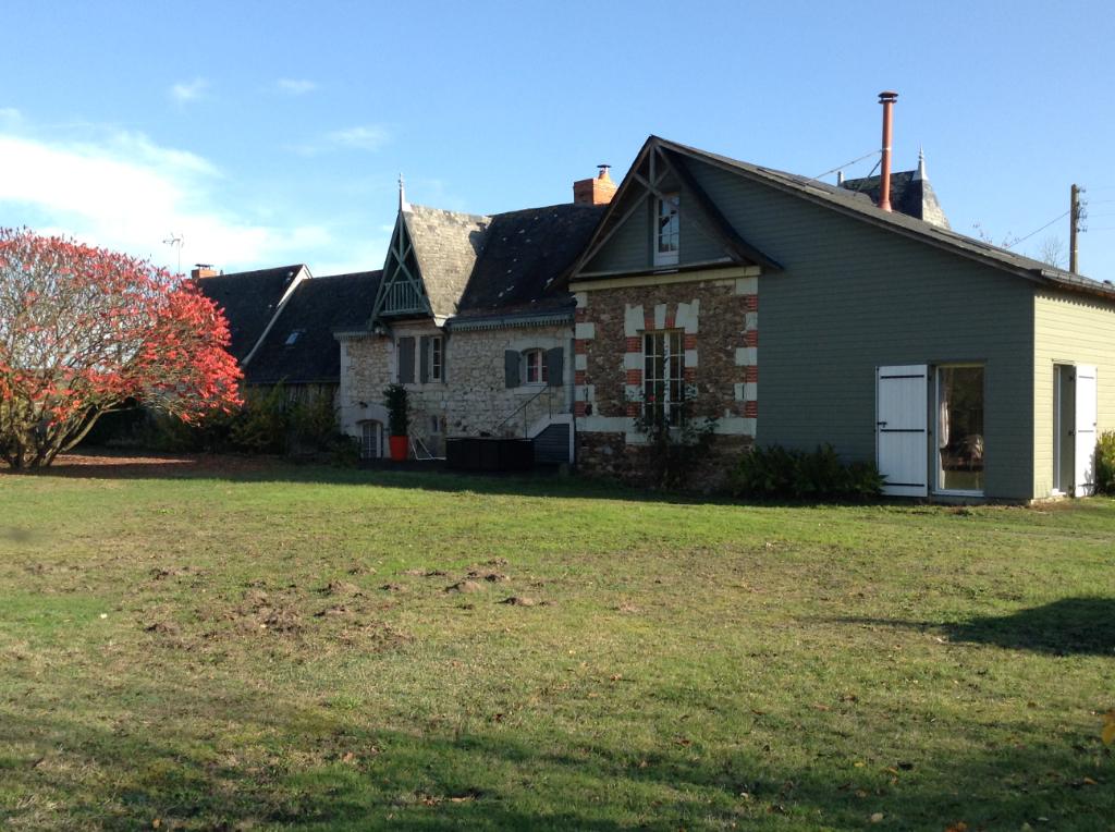Maison Beaufort En Anjou 7 pièce(s) 201 m2