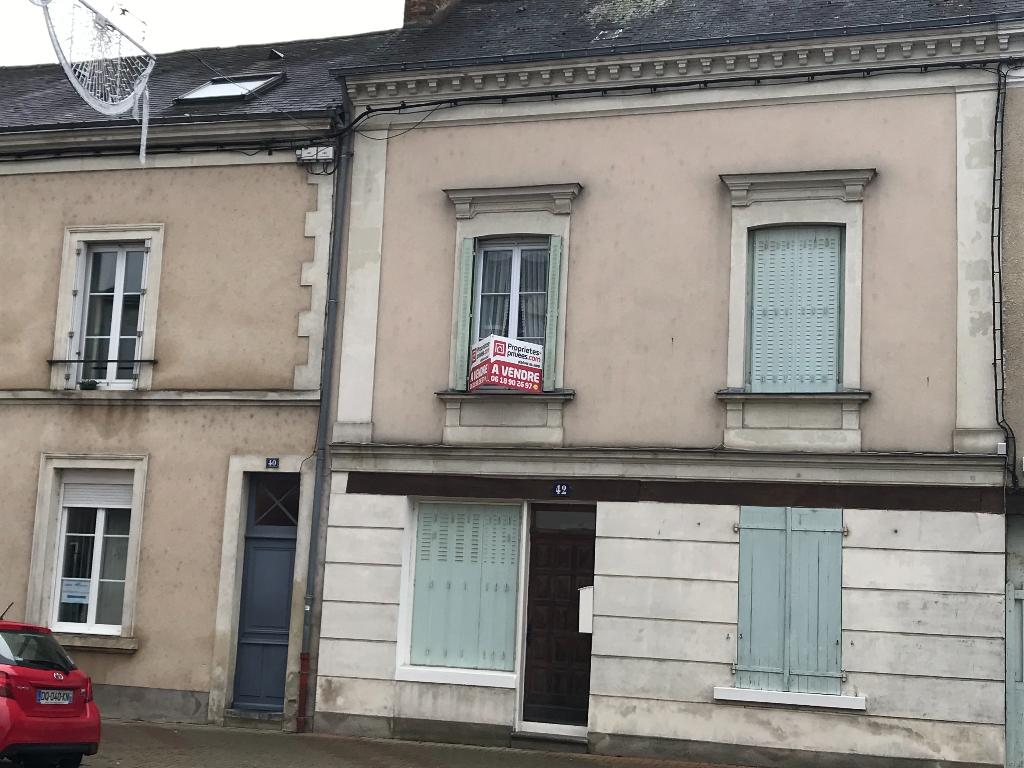 Maison Sable Sur Sarthe 6 pièce(s) 110 m2