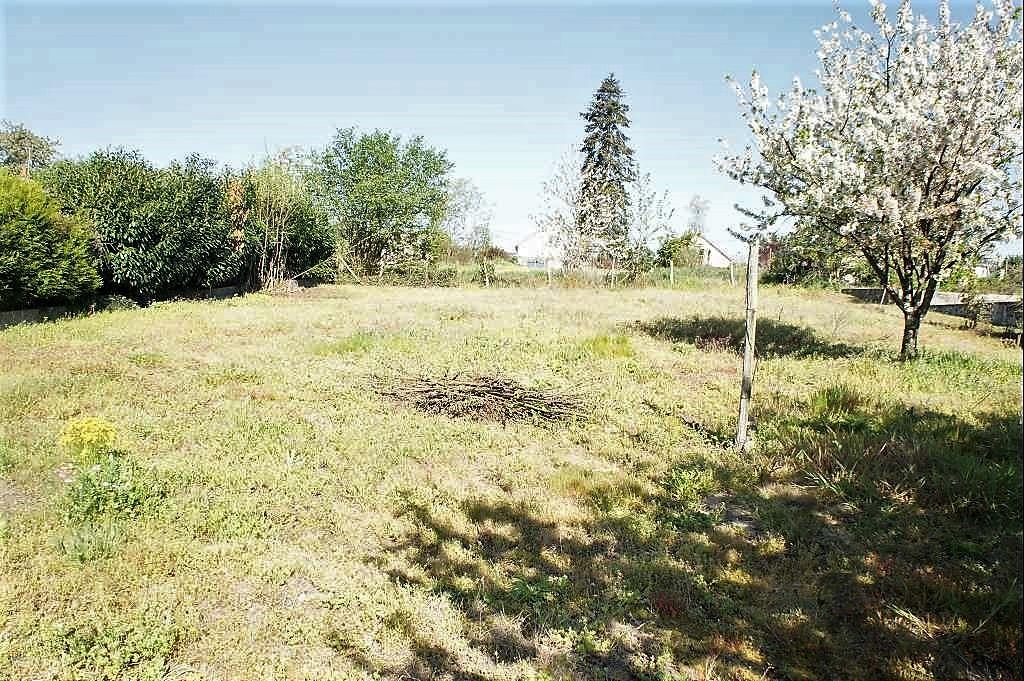 Terrain constructible 851 m² quartier Forêt