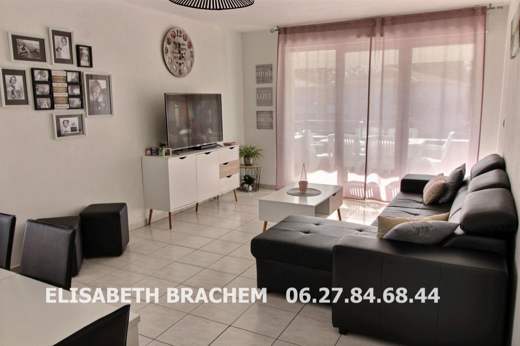 Appartement Saint Seurin Sur L'isle 3 pièce(s) 72 m2 - 2 chambres- garage