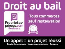 Cession de bail Pas de porte local Toulouse 42 m2