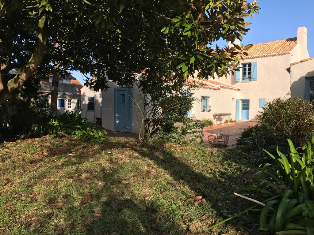 Propriété de charme - Noirmoutier En L Ile 9 pièce(s) 200 m2