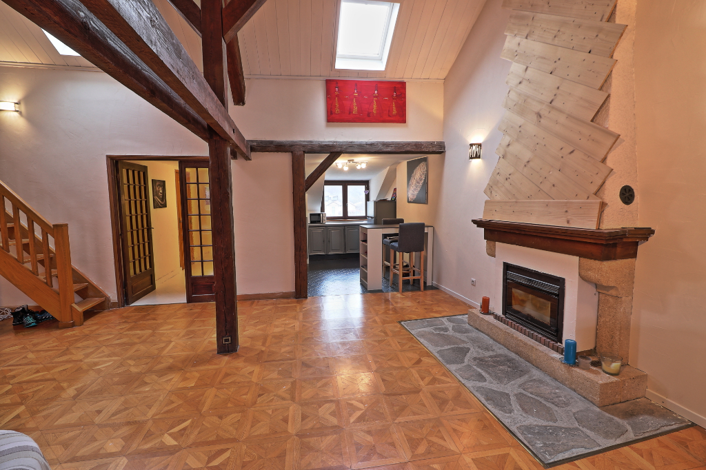 T3 96 m² environ + mezzanine, 2 Chambres, UGINE (73400)