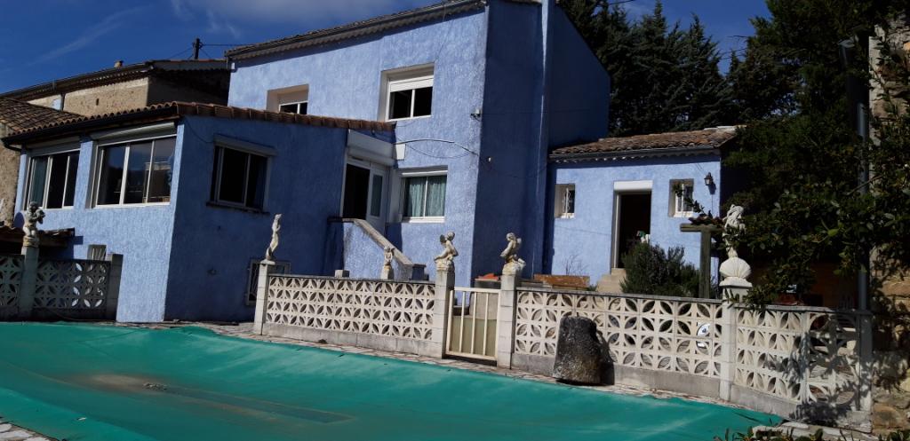 Maison 165 m² sur 2120m² de Terrain à Viviers 269 000