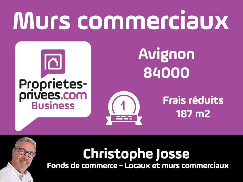 Murs commerciaux Avignon 187 m2