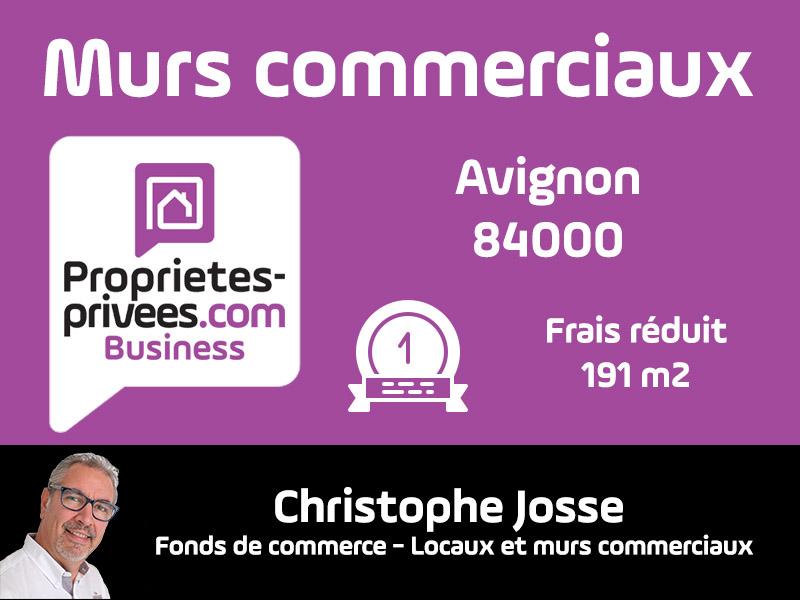 Murs commerciaux Avignon 191 m2