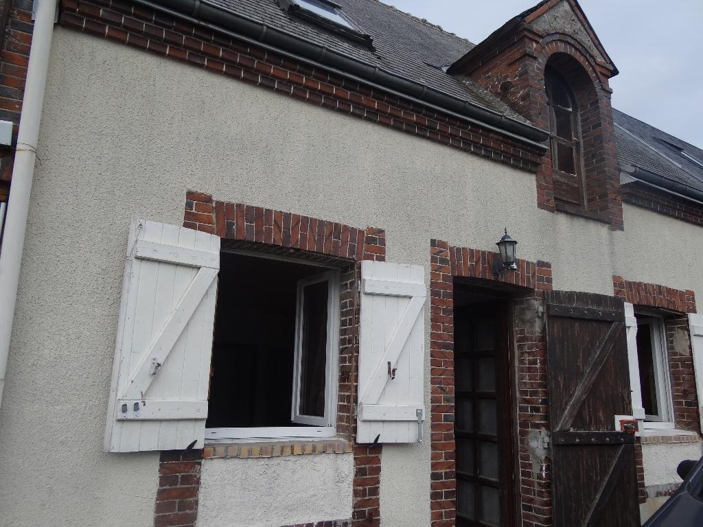 Maison à rénover Argenvilliers 5 pièce(s) 78 m2