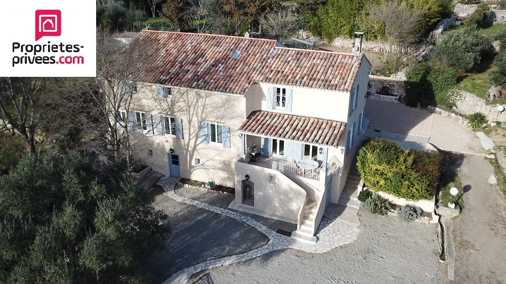 Bastide Villecroze 8 pièces 193 m2