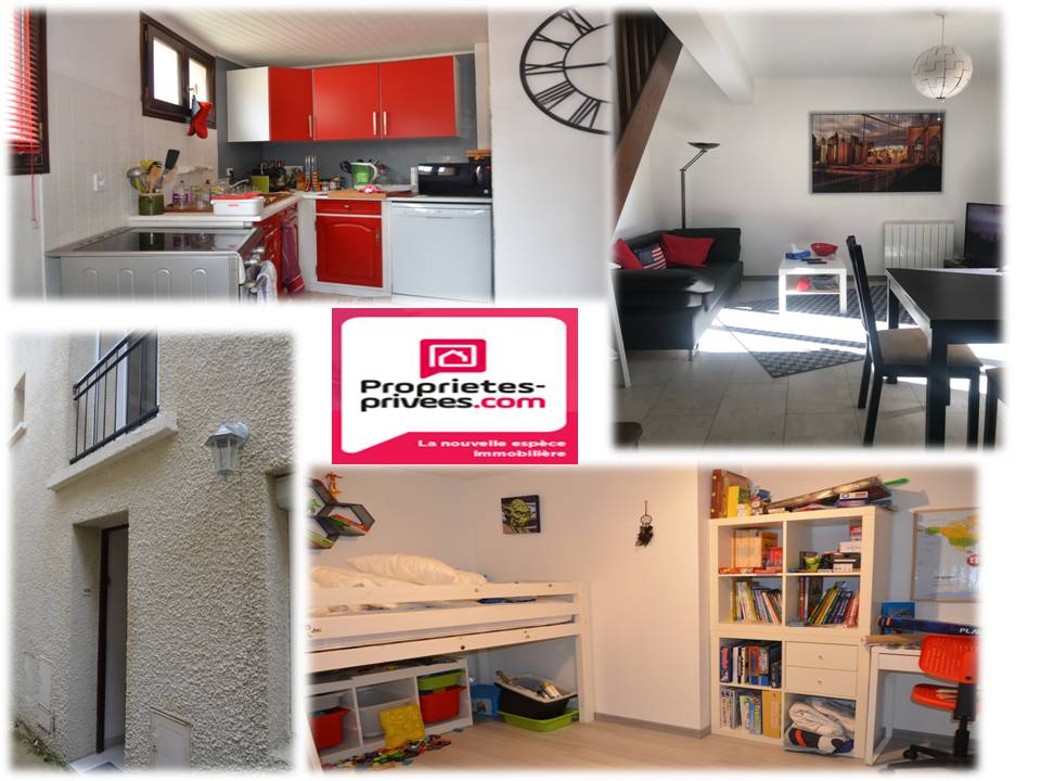91620 - Maison La Ville Du Bois 4 pièce(s) 73 m²