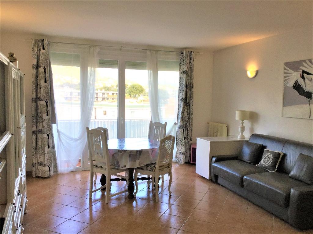 Appartement Toulon de 80 m2 avec terrasse dans résidence sécurisée
