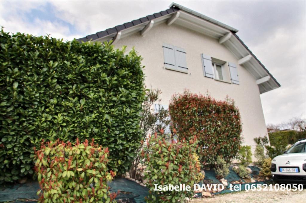 73100, Gresy sur Aix coté corsuet , maison 5 pieces , 3 chambres, mitoyenne par le garage