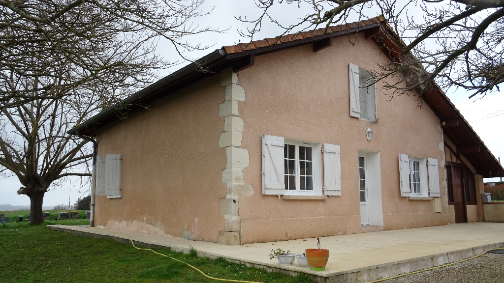 Landes, SAINT-SEVER 40500, maison 101 m2