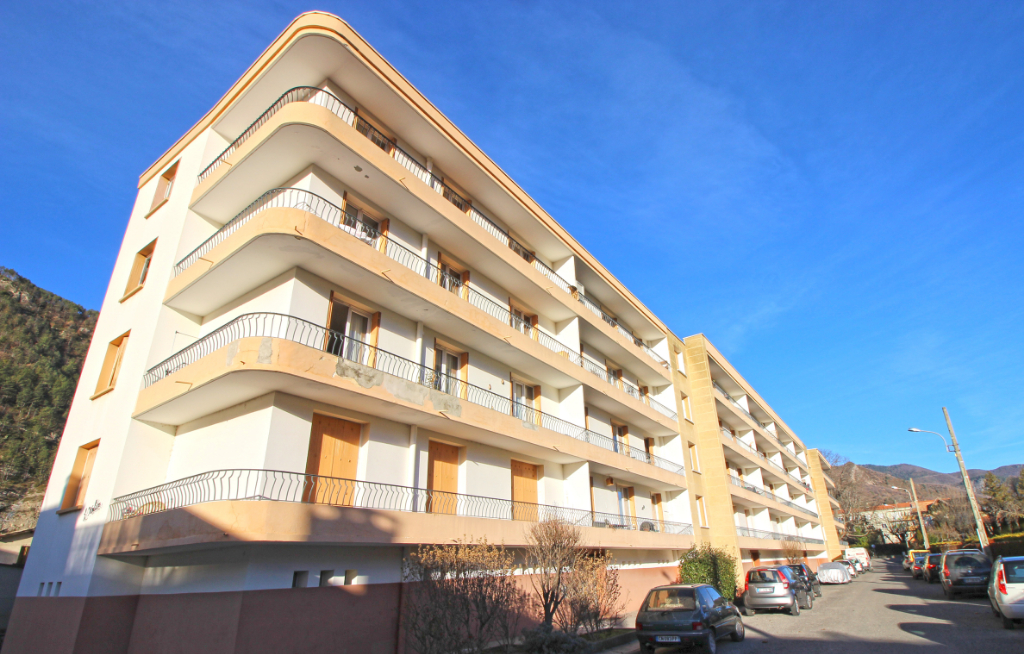 Appartement T3 Digne-les-bains 67m2