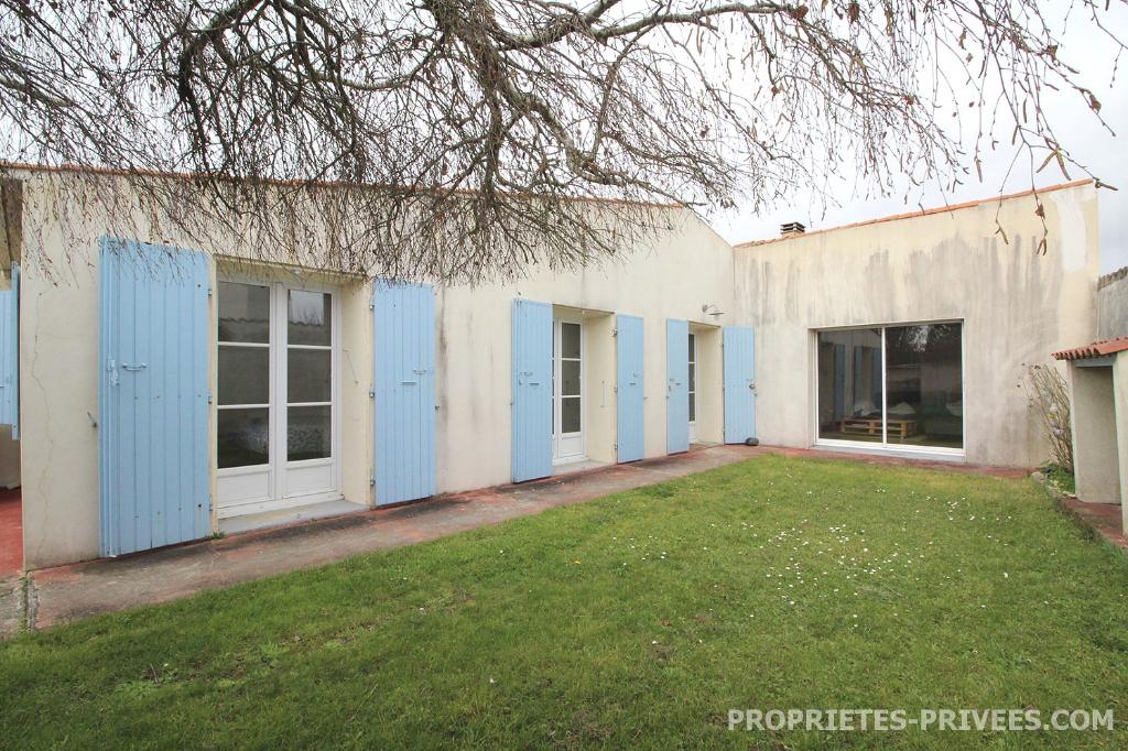 Maison La Rochelle 92 m²  185200 euros HAI
