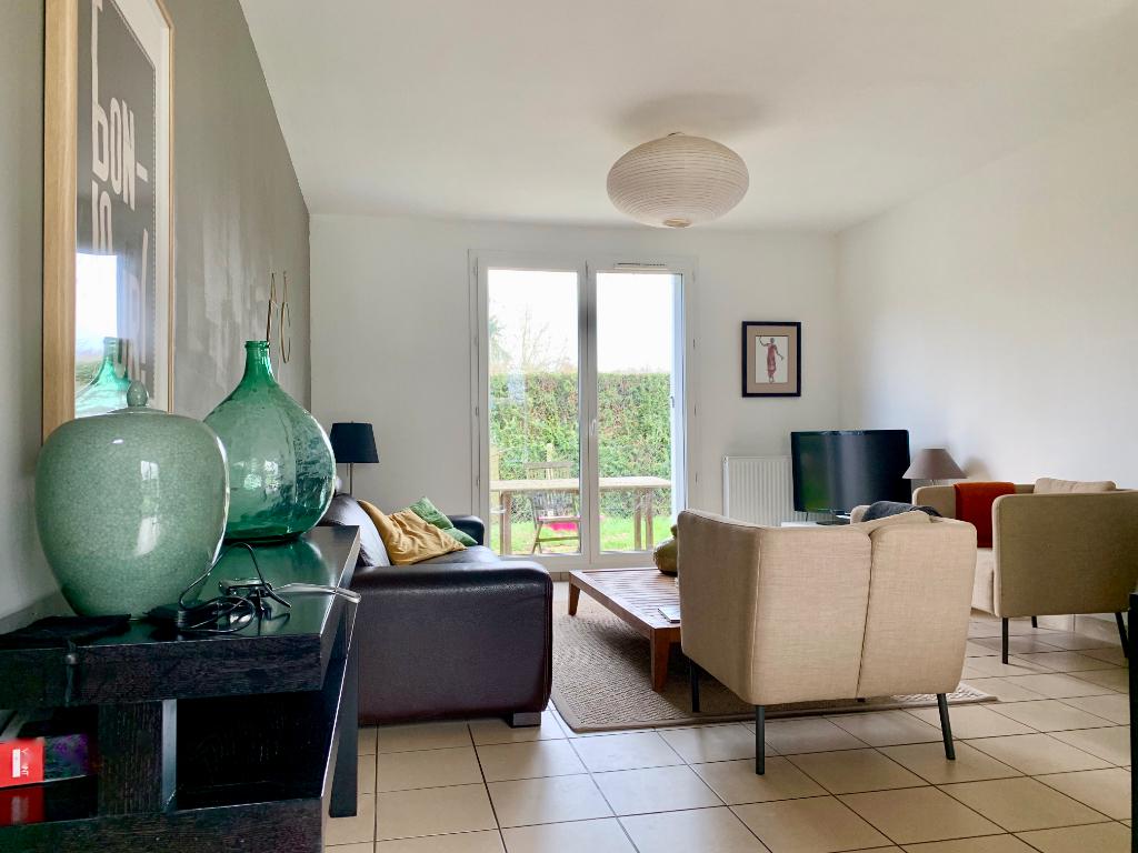 Saint Sebastien De Morsent  27 180, 131 m2, 4 chambres, garage, terrain au prix de 249 500 HAI