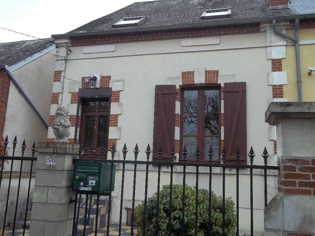 Maison de ville avec 3 ou 4 chambres