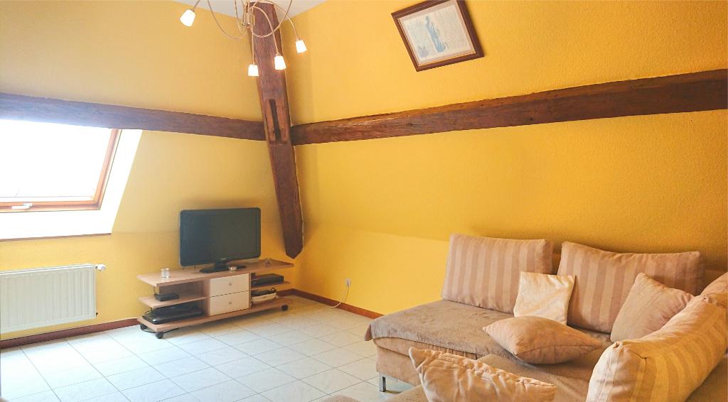 **BAISSE DE PRIX** Vente appartement duplex 3 pièces 51 m² SCHWINDRATZHEIM (67270)