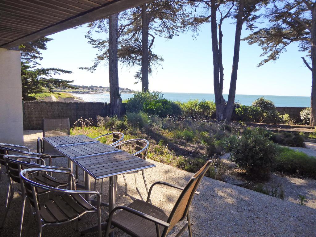 Villa d'architecte 196m2 - face mer Préfailles 447770