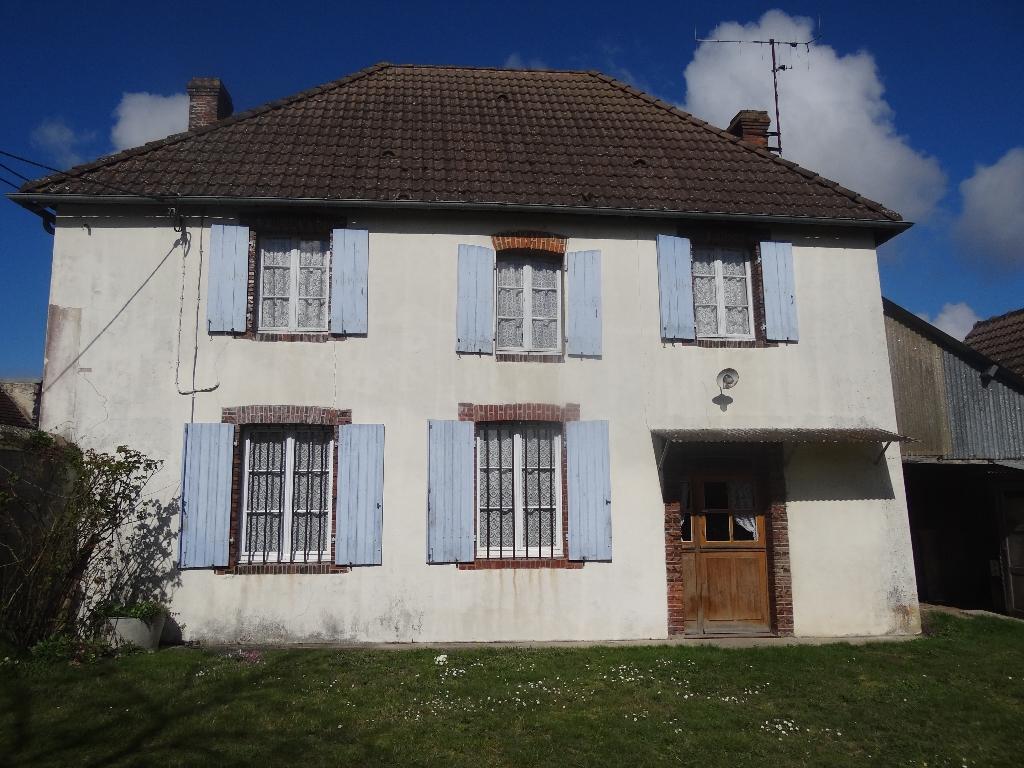 Maison Fretigny 4 pièce(s) 86.56 m2