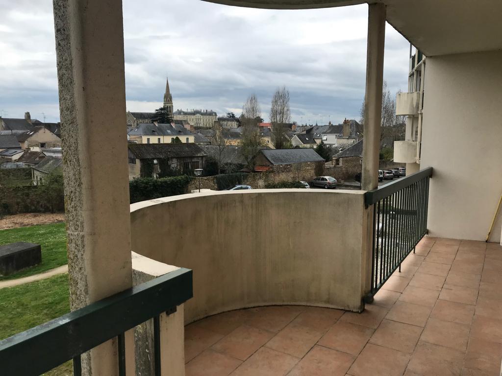Appartement centre ville de Sable Sur Sarthe 4 pièce(s) 62,36 m2