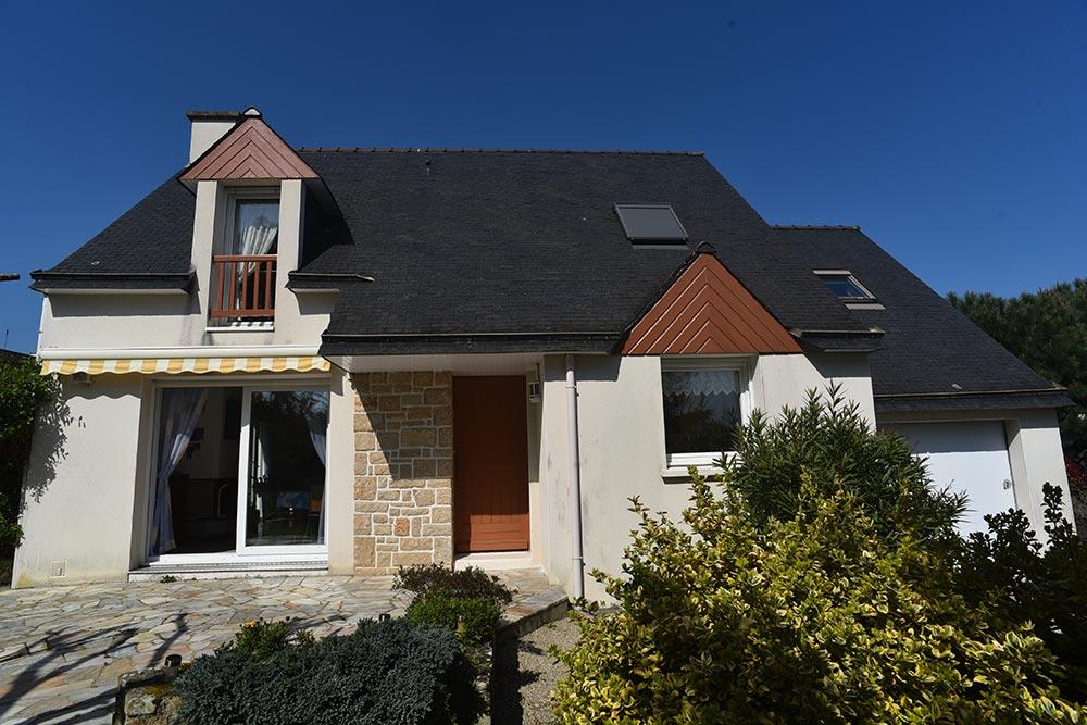 Maison St-Philibert 56470 3 chambres