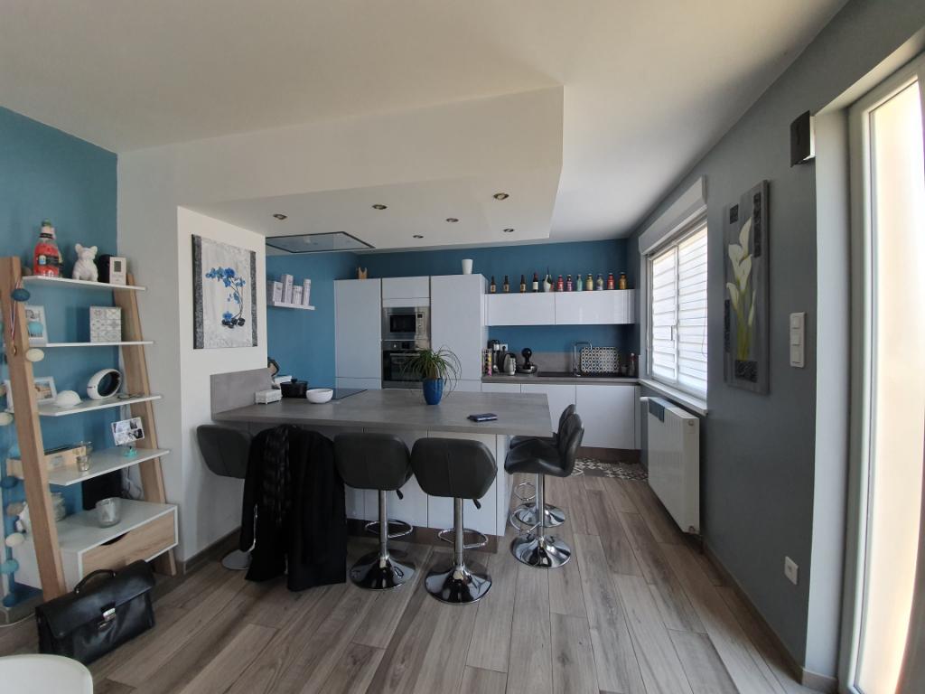 Maison 115 m² habitables