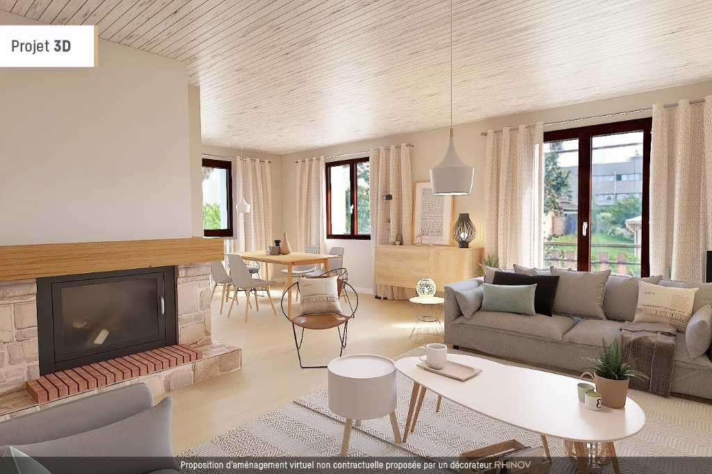 Maison familiale Cognin 8 pièce(s) 240 m²