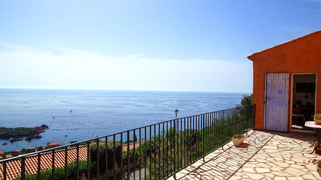 Villa 4/5 pièces 98m² avec vue mer panoramique - Antheor