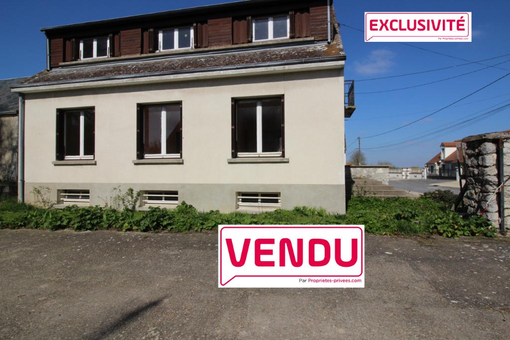 Maison Neuville aux Bois, 6 pièces