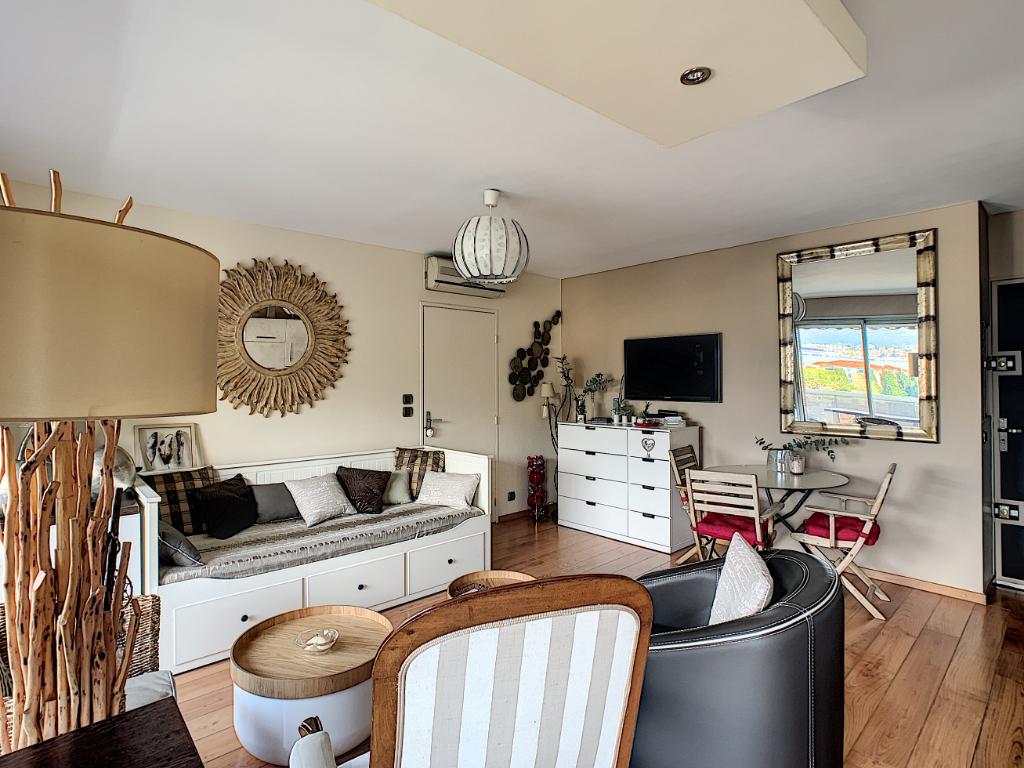 Appartement Cagnes Sur Mer  2 pièces
