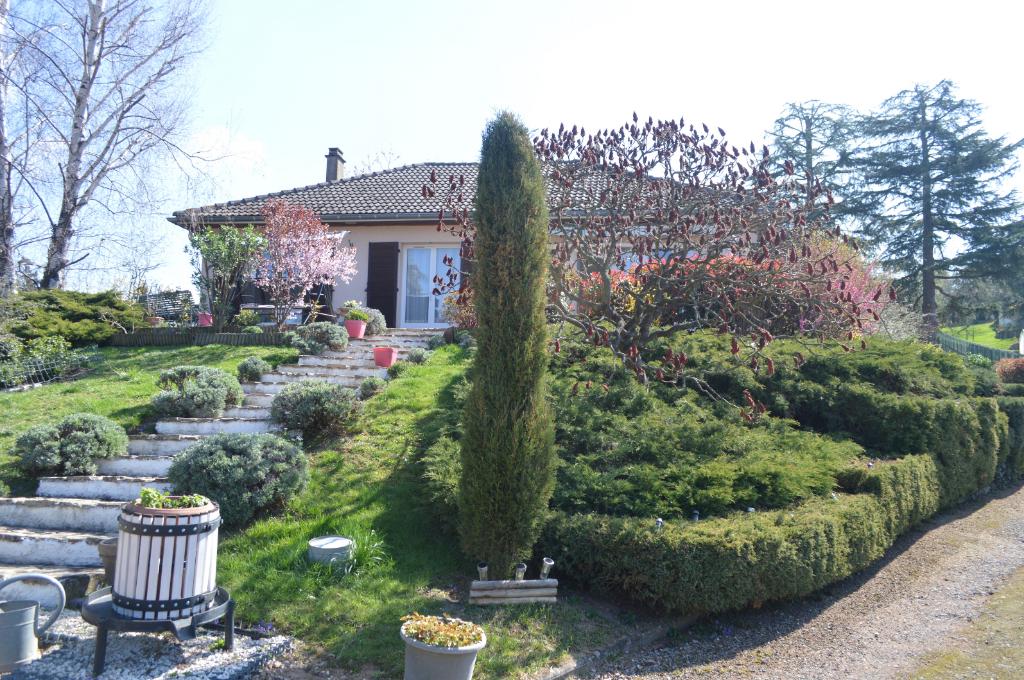 Maison Commelle Vernay 5 pièce(s) 90 m2