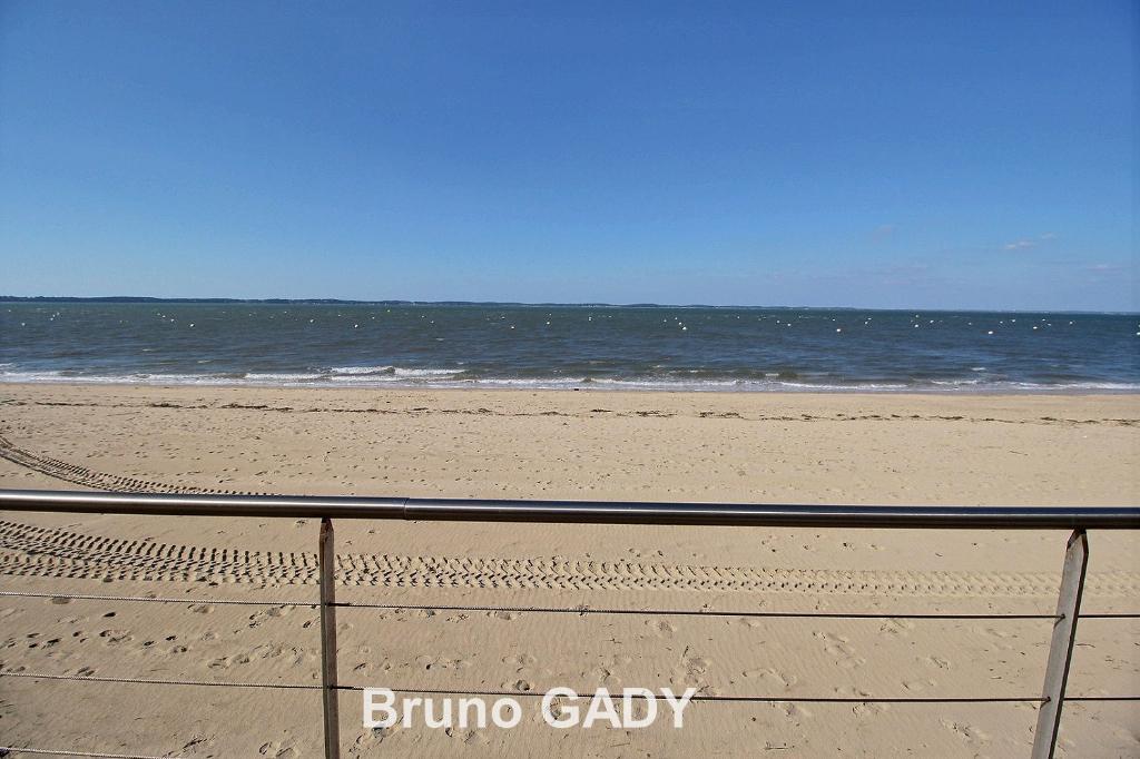 Appartement vu mer et accés direct plage secteur Péreire