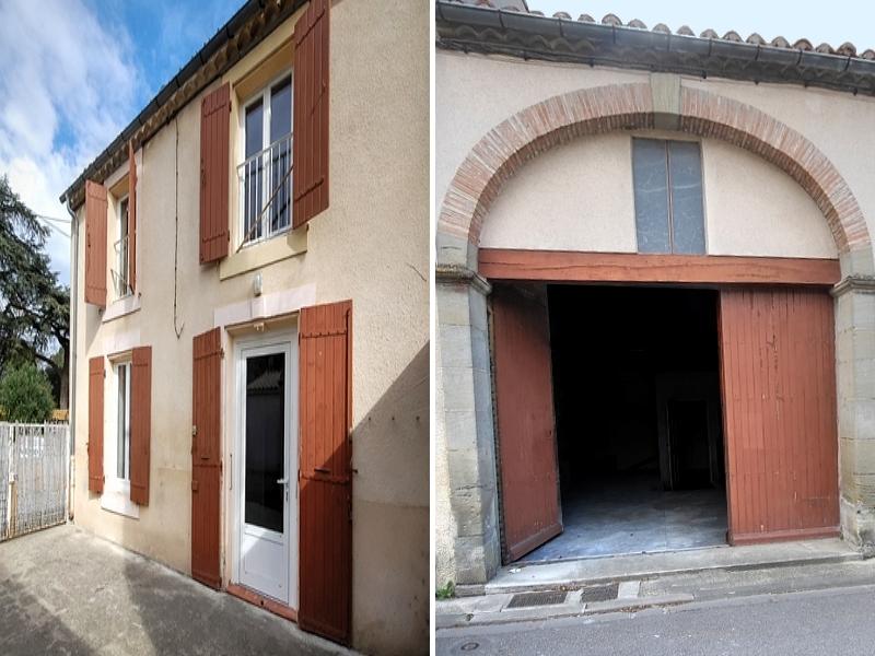 Maison Secteur Carcassonne 4 pièce(s) 105 m2