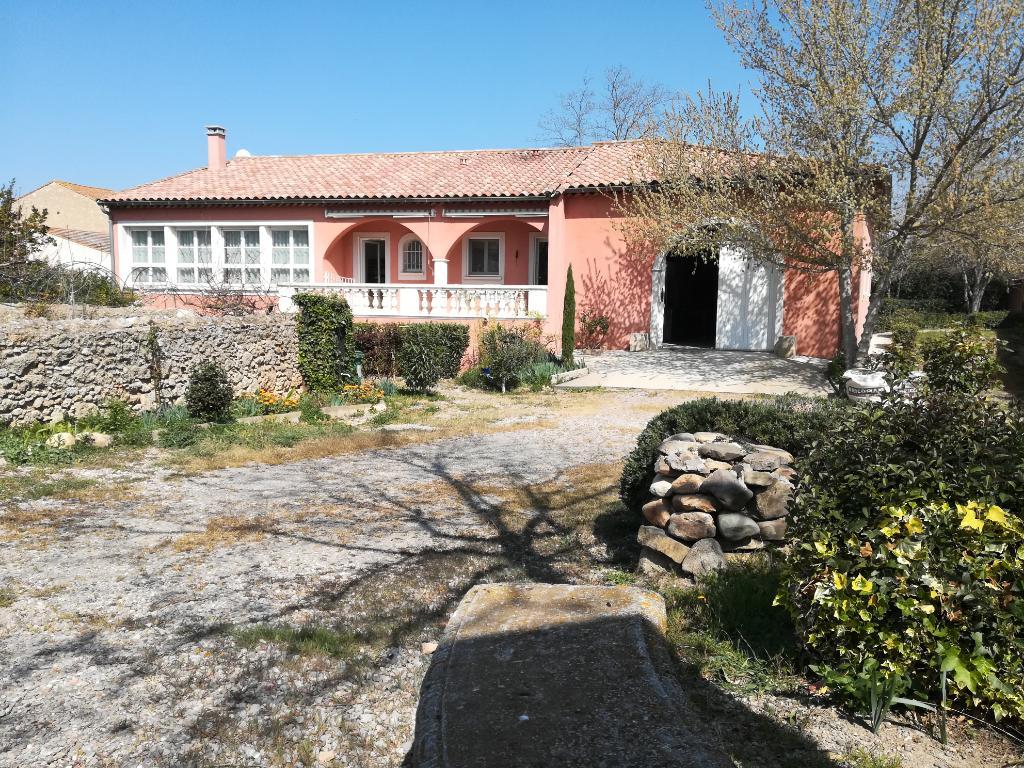 Villa T4/ 4 FACES 180 m2 habitables sur 1480m² de jardin
