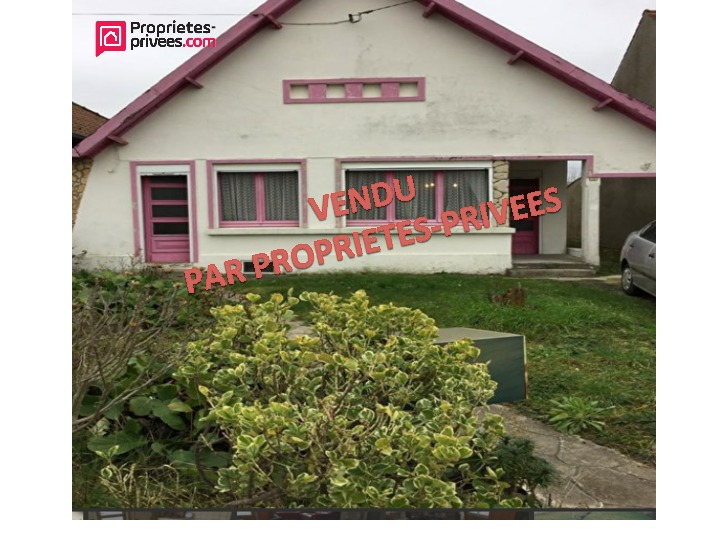 Maison Dannes 100m2