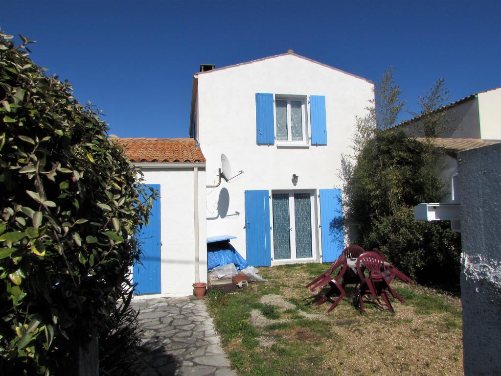 Maison La Brée Les Bains 6 pièce(s) 122 m²  - Île d' Oléron -