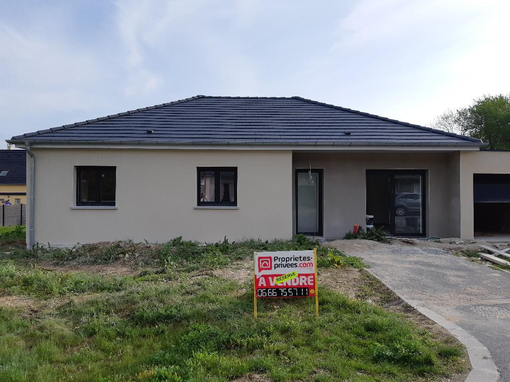 Pavillon Neuf RT 2012 disponible en Aout 2019