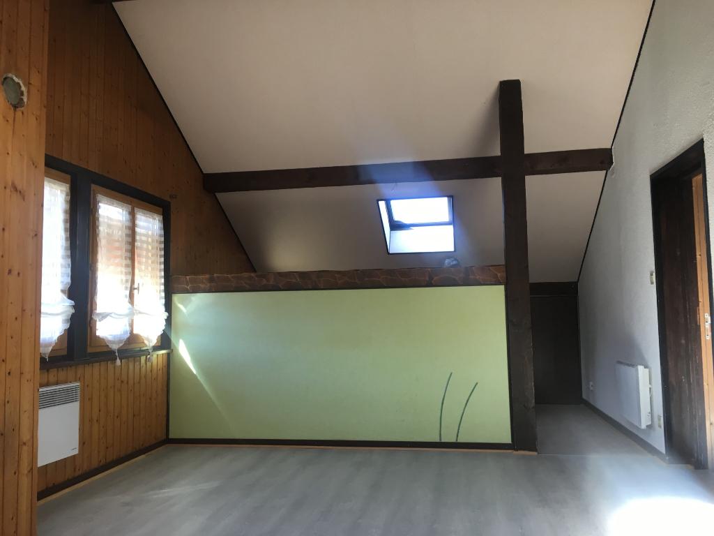 39220 Les Rousses - Appartement  82.42m2 au sol - 2 chambres