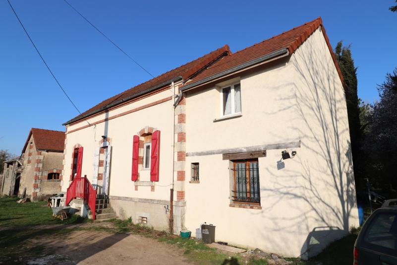 marseilles les Aubigny maison de 100 m² environ