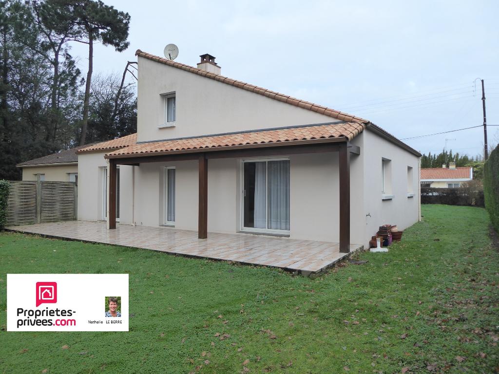 Maison Saint Brevin L'ocean 4 pièce(s) 104 m²