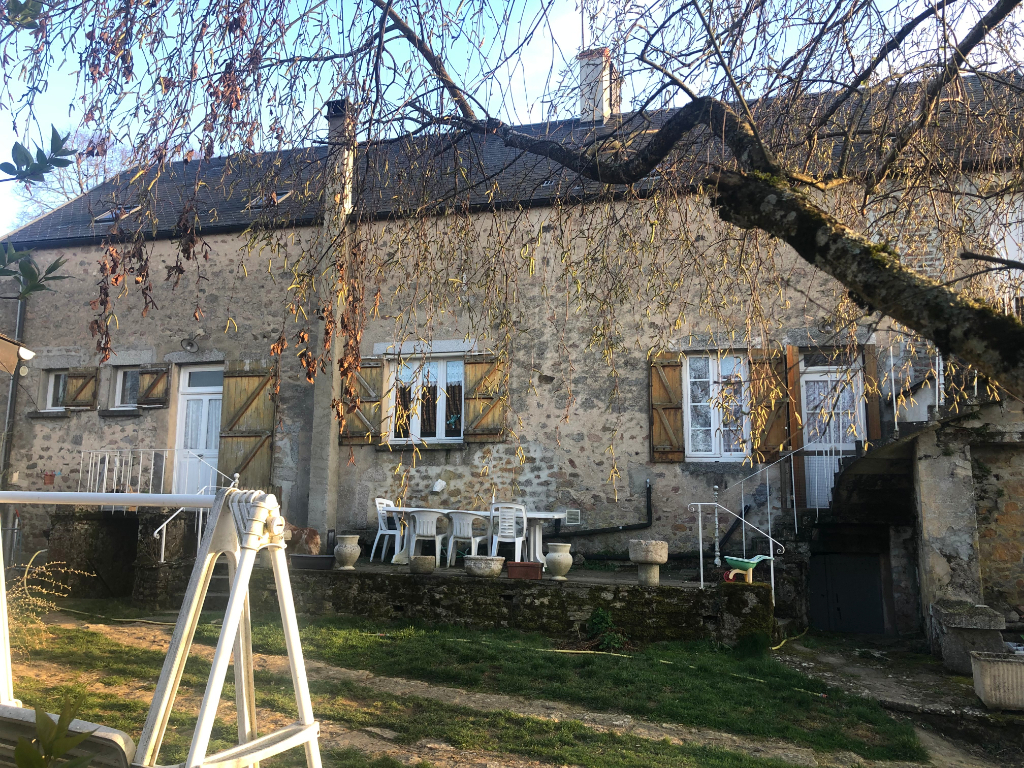 Maison de campagne Saint Leger Vauban