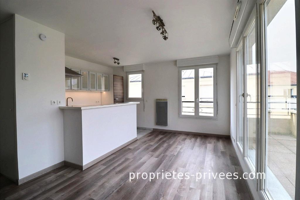 Appartement Louvres 2 pièce(s) 44.34 m2