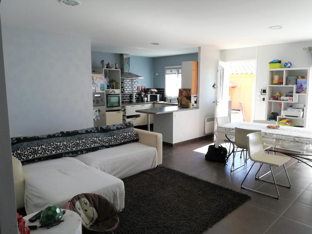 Villa de 120 m² de plain pied sur 520 m2