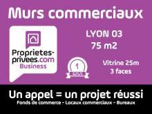 Murs Lyon 75 m²