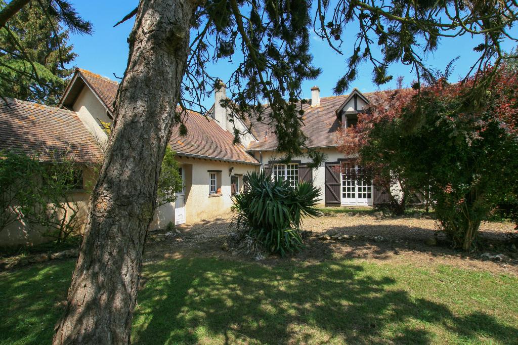 ALLAINVILLE 28500 Maison individuelle - 3/4 chambres - Grenier - Cave - Grande dépendance - 218 380  HAI