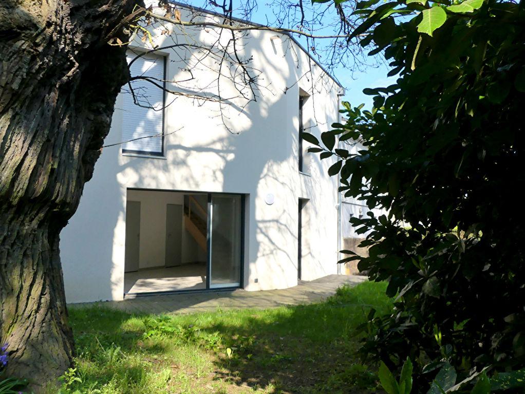 Appartement-maison T3 72 m2 avec jardin Nantes
