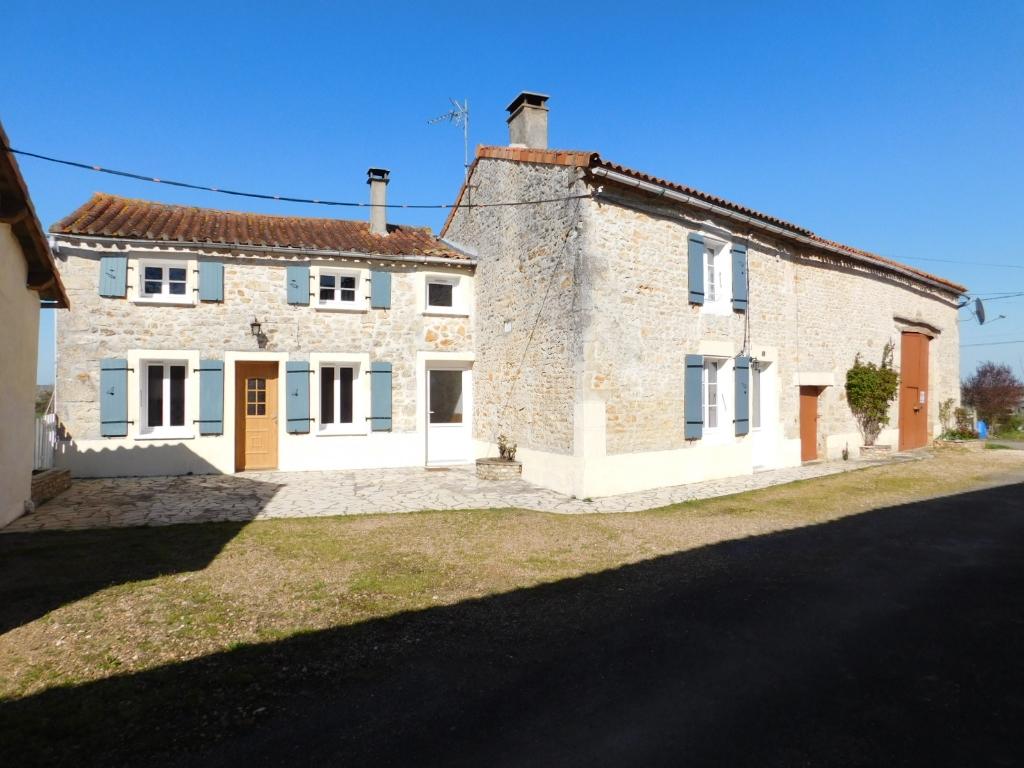 Maison Chasseneuil Sur Bonnieure 5 pièce(s) 152 m2
