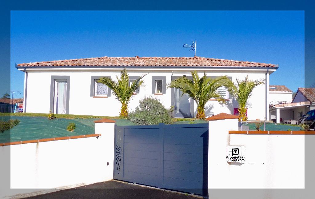 Villa 4 pièce(s) 100 m2